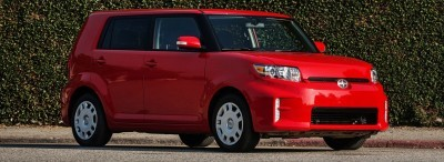 2014 Scion xB Red 3