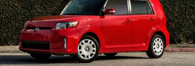 2014 Scion xB Red 4