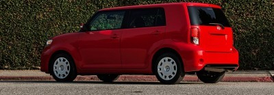 2014 Scion xB Red 5