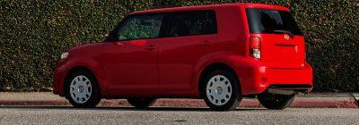2014 Scion xB Red 5
