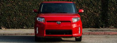 2014 Scion xB Red 7