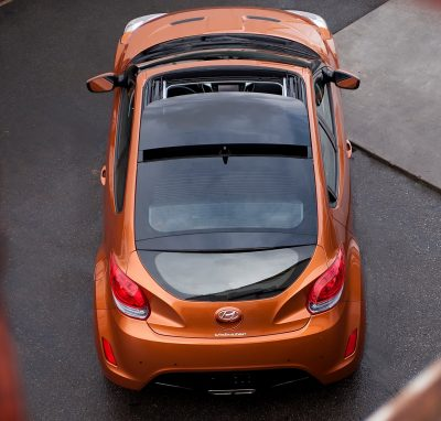 2014 Veloster R-Spec New for 2014 with Nurburgring Chassis Tech 14