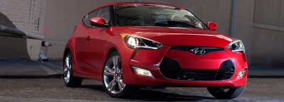 2014 Veloster R-Spec New for 2014 with Nurburgring Chassis Tech 16