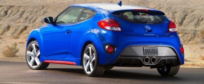 2014 Veloster R-Spec New for 2014 with Nurburgring Chassis Tech 27