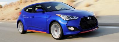 2014 Veloster R-Spec New for 2014 with Nurburgring Chassis Tech 30