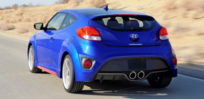 2014 Veloster R-Spec New for 2014 with Nurburgring Chassis Tech 31