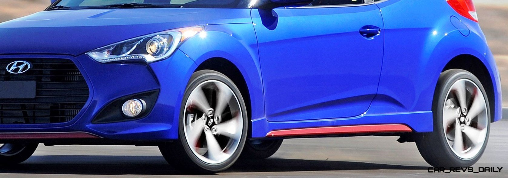 2014 Veloster R-Spec New for 2014 with Nurburgring Chassis Tech 33