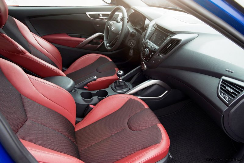 2014 Veloster R-Spec New for 2014 with Nurburgring Chassis Tech 34