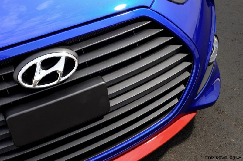 2014 Veloster R-Spec New for 2014 with Nurburgring Chassis Tech 50