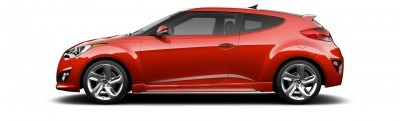 2014 Veloster R-Spec New for 2014 with Nurburgring Chassis Tech 53