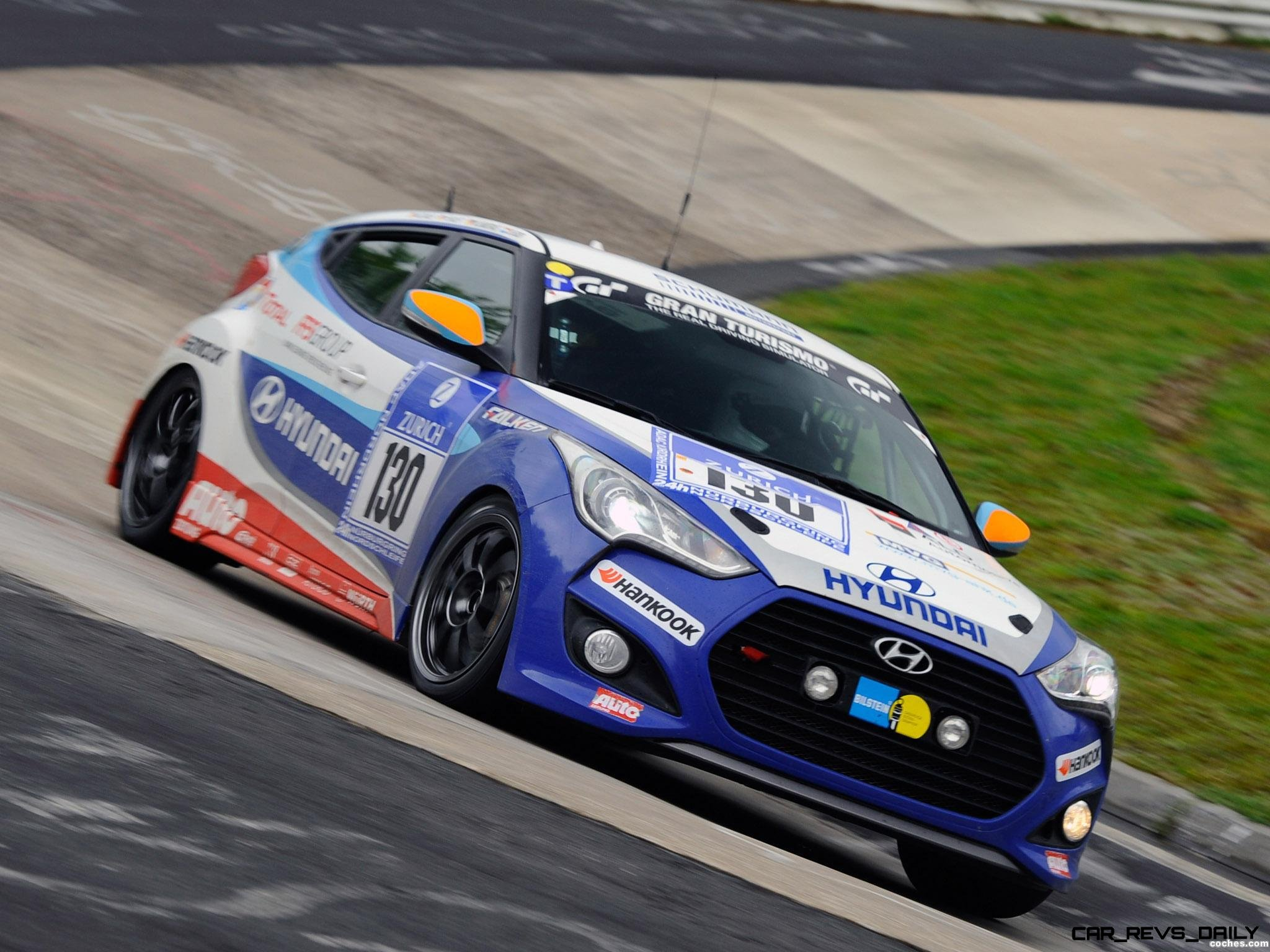 2014 Veloster R-Spec New for 2014 with Nurburgring Chassis Tech 57