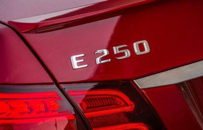 2014 E250 BlueTEC