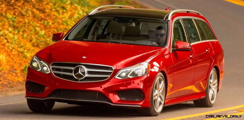 2014 E350 4MATIC Wagon