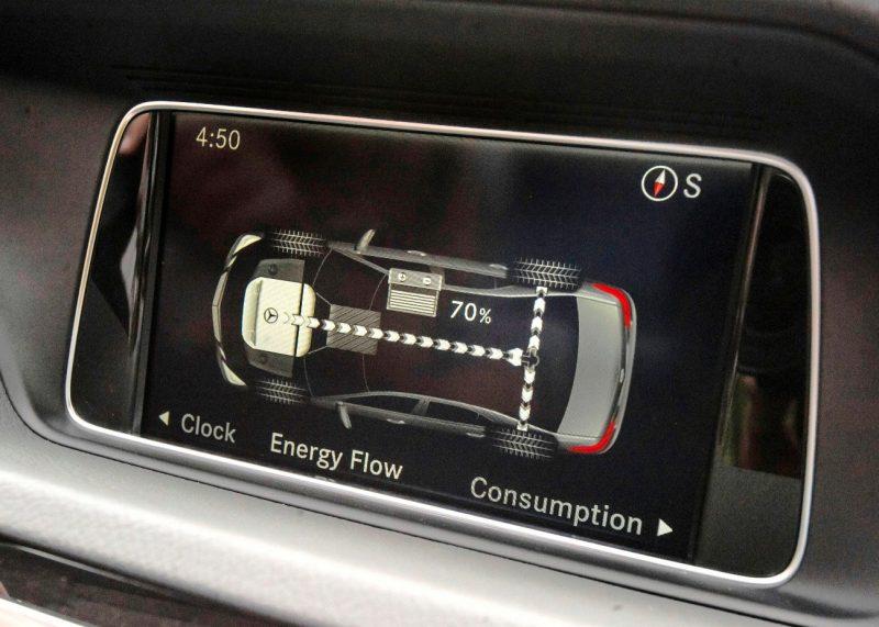2014 E400 HYBRID Sedan