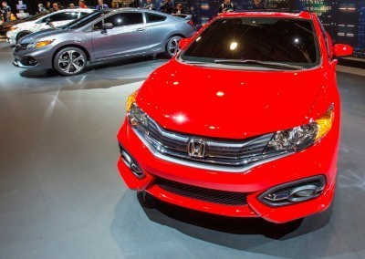 2014 Honda Civic Revealed at SEMA