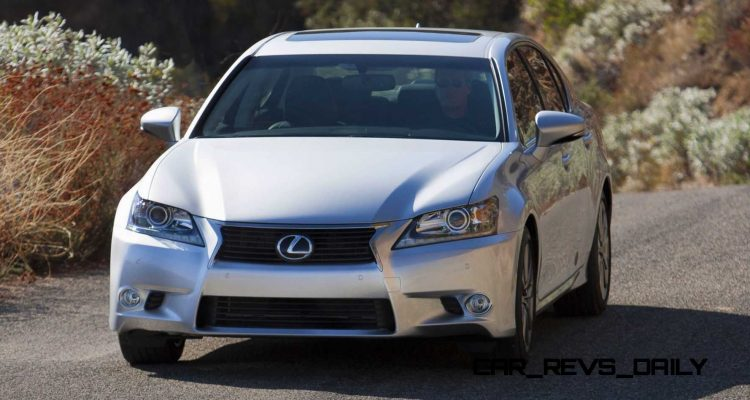 2014_Lexus_GS_350_059 » Car-Revs-Daily.com