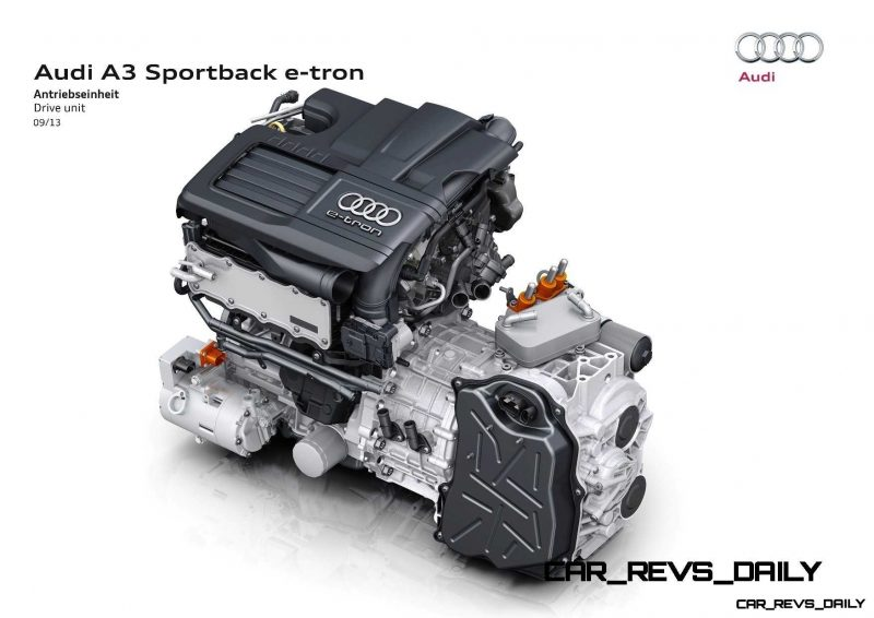 2015 Audi A3 Sportback e-tron Offers Plug-in 1