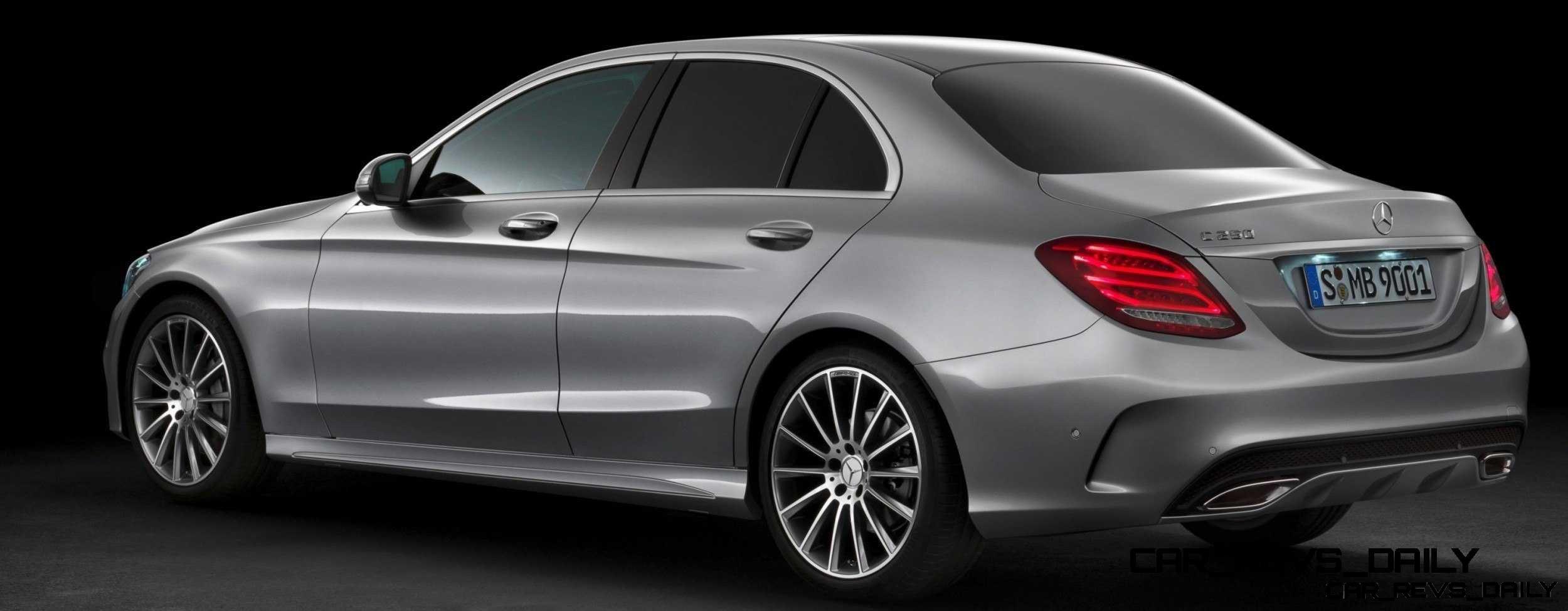 2015 mercedes benz c class for Mercedes benz a class usa
