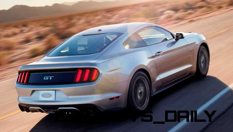2015 Ford Mustang GT in Silver 31