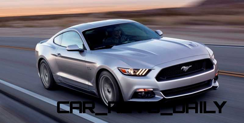 2015 Ford Mustang GT in Silver 32