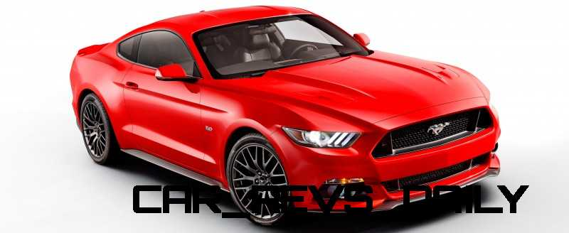 2015 Ford Mustang GT  33