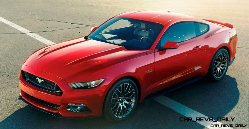 2015 Ford Mustang GT 36