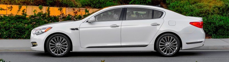 2015 K900 Kia New RWD Flagship 14