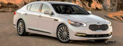 2015 K900 Kia New RWD Flagship 15