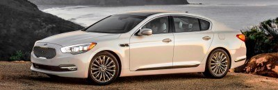2015 K900 Kia New RWD Flagship 17