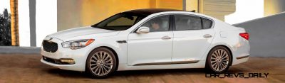 2015 K900 Kia New RWD Flagship 18