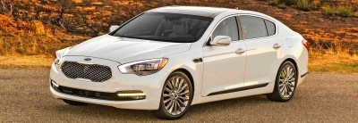 2015 K900 Kia New RWD Flagship 20