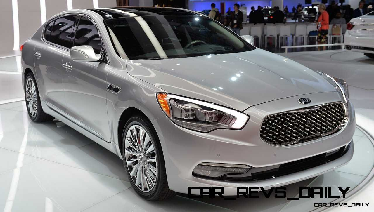 2015 K900 Kia New RWD Flagship 23