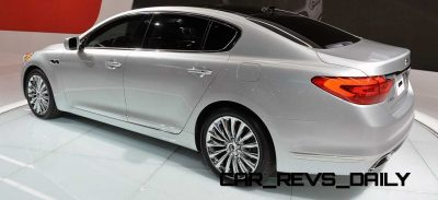 2015 K900 Kia New RWD Flagship 24