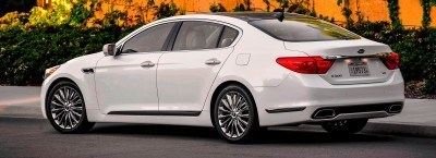 2015 K900 Kia New RWD Flagship 9