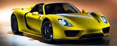 2015 Porsche 918 Spyder CarRevsDaily Yellow12