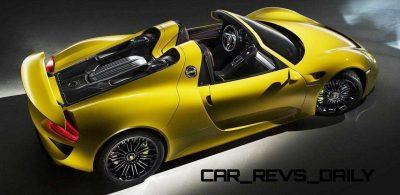 2015 Porsche 918 Spyder CarRevsDaily Yellow15