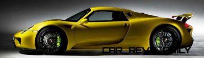 2015 Porsche 918 Spyder CarRevsDaily Yellow16