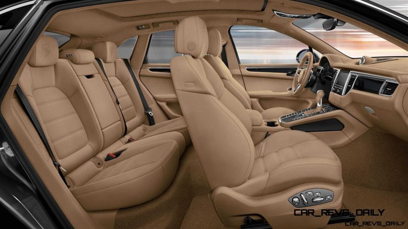 2015 Porsche Macan Latest Images CarRevsDaily 2