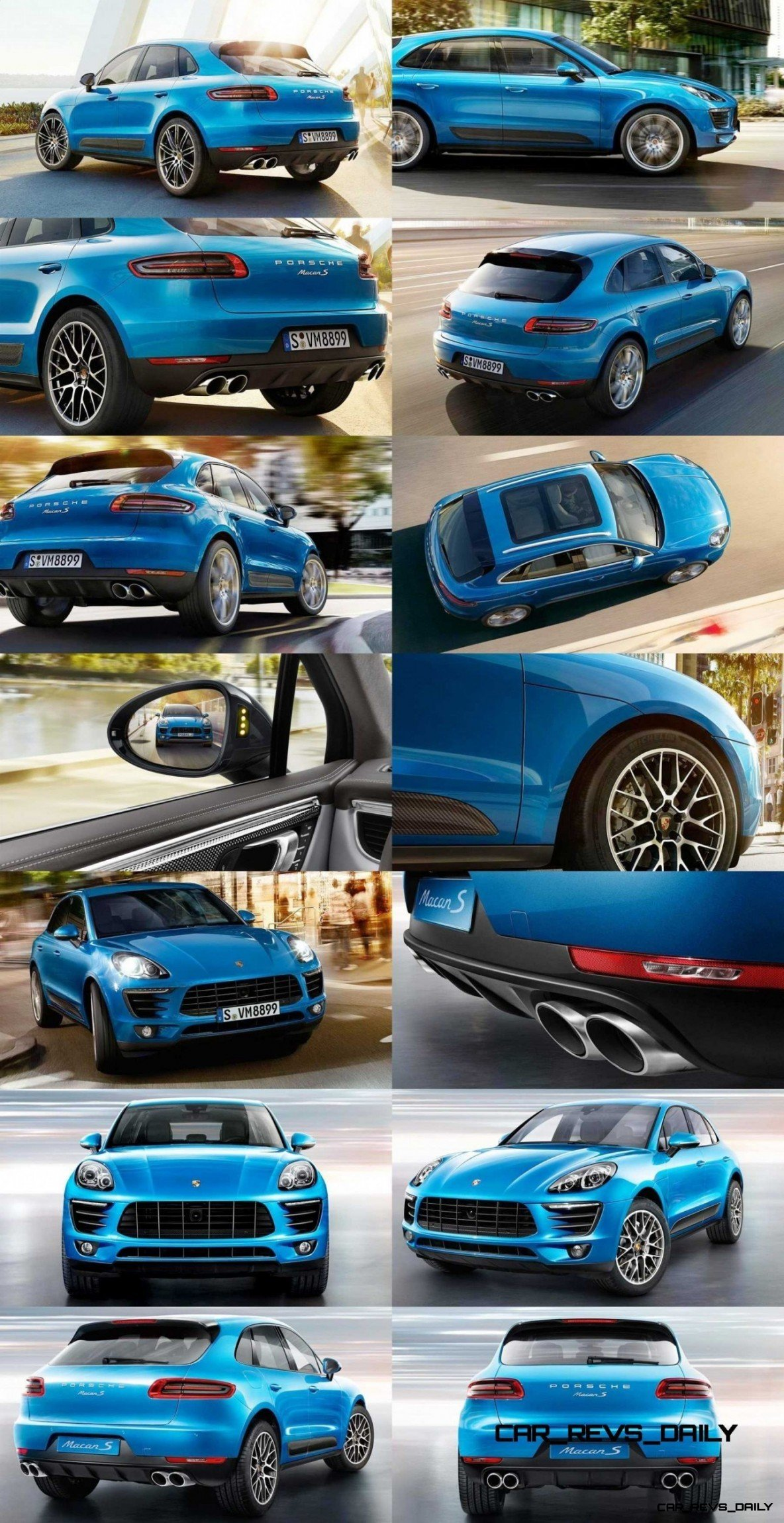 2015 Porsche Macan - Latest Images - CarRevsDaily-tile