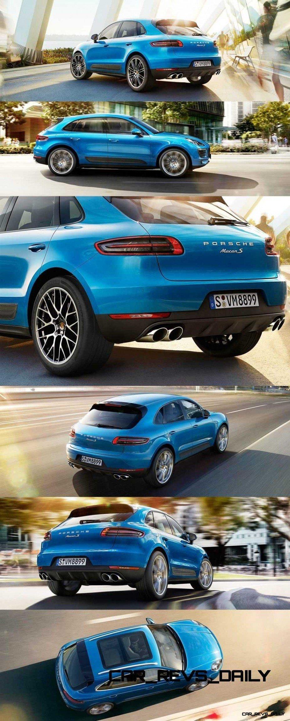 2015 Porsche Macan - Latest Images - CarRevsDaily-vert