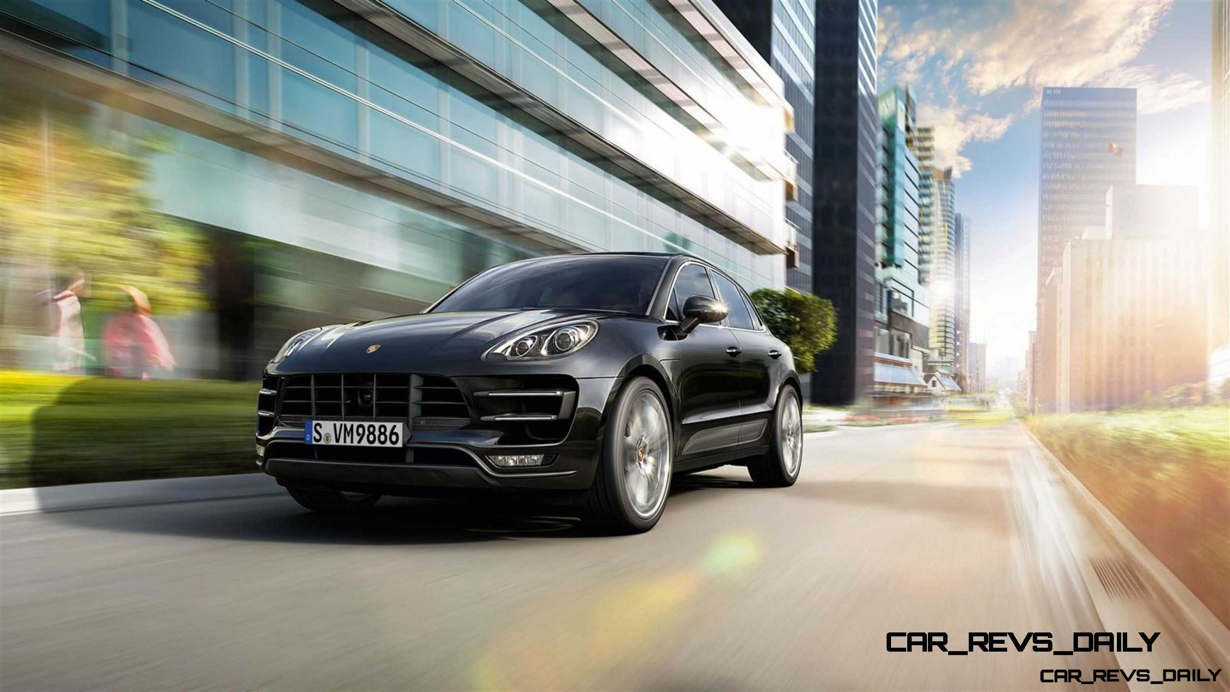 2015 Porsche Macan - Latest Images - CarRevsDaily.com 23