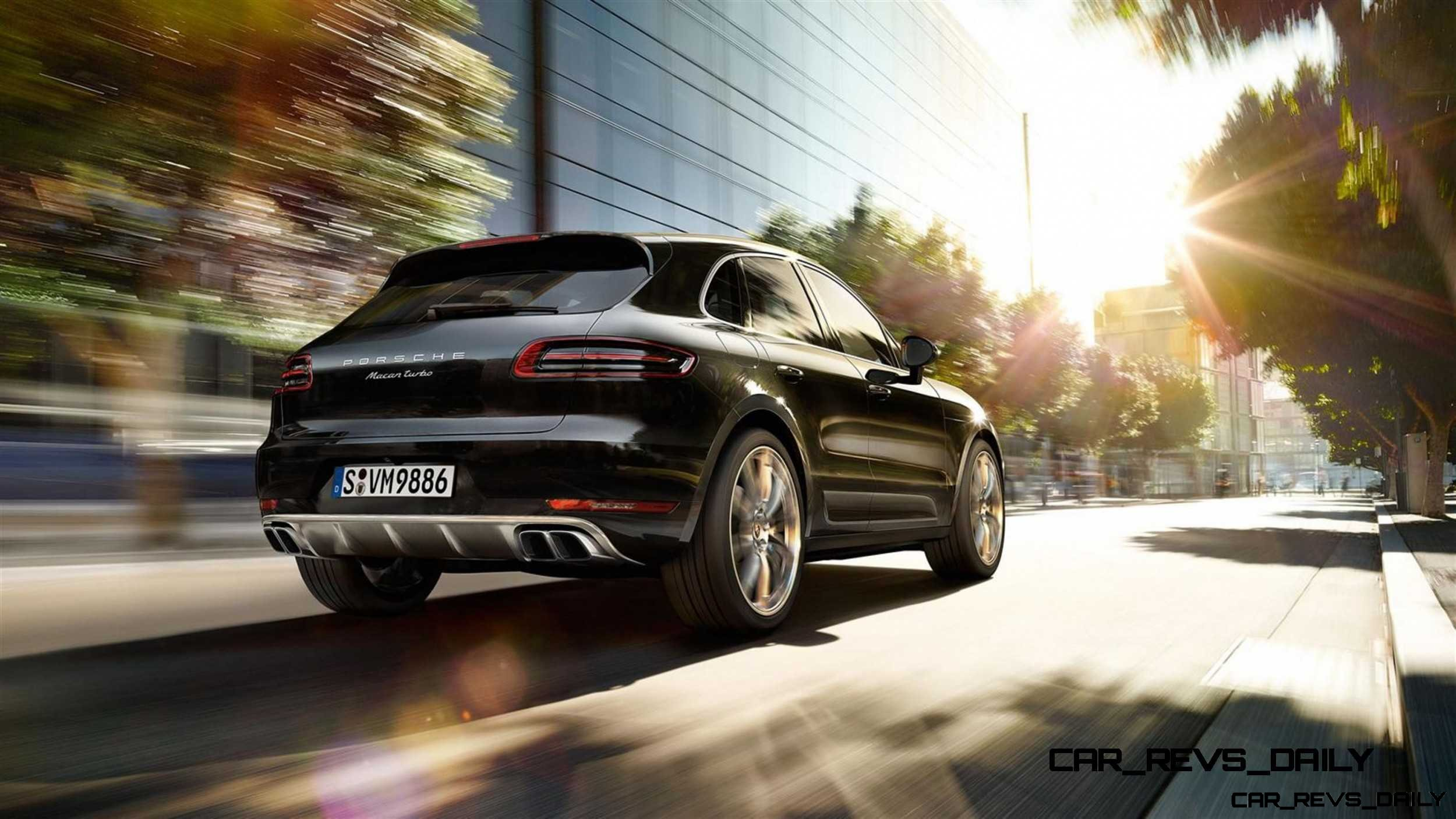 2015 Porsche Macan - Latest Images - CarRevsDaily.com 24