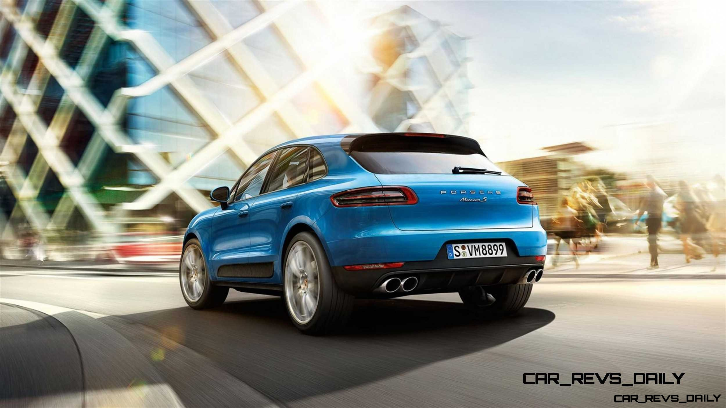 2015 Porsche Macan - Latest Images - CarRevsDaily.com 29