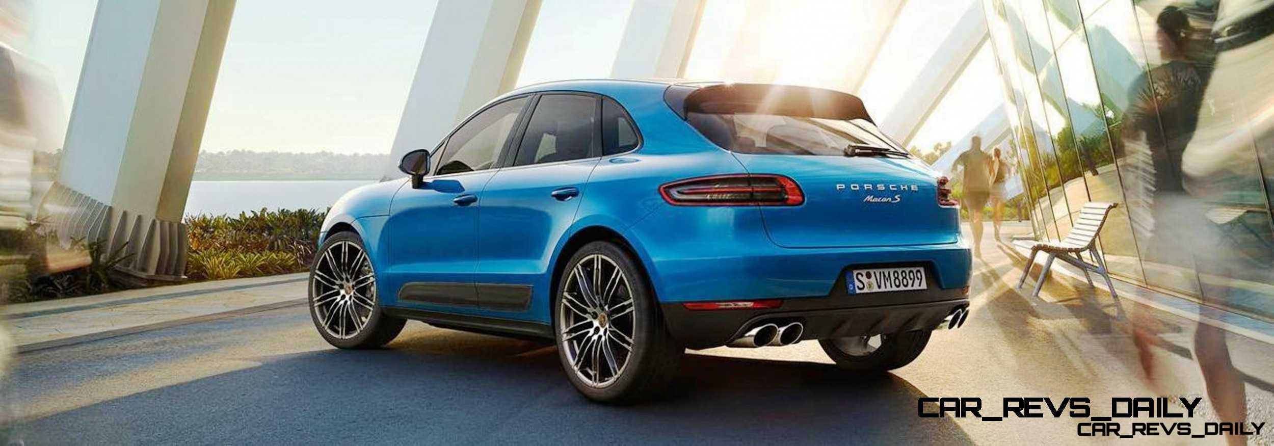 2015 Porsche Macan - Latest Images - CarRevsDaily.com 44