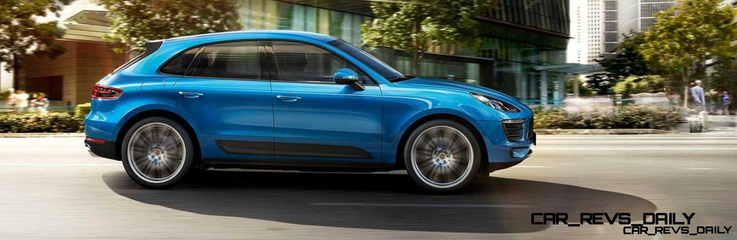 2015 Porsche Macan - Latest Images - CarRevsDaily.com 45