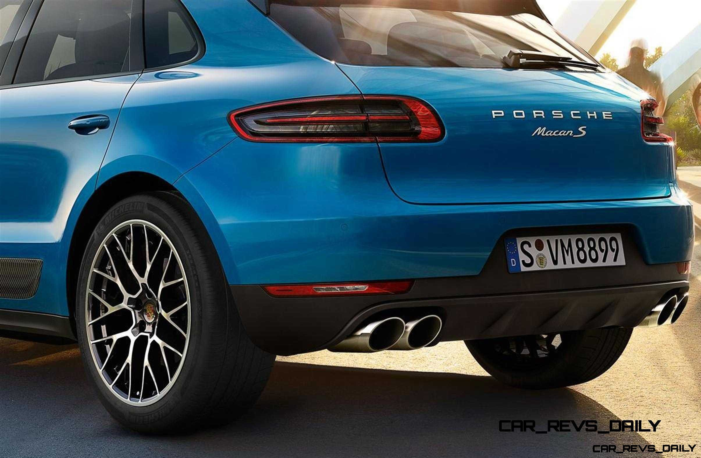 2015 Porsche Macan - Latest Images - CarRevsDaily.com 46