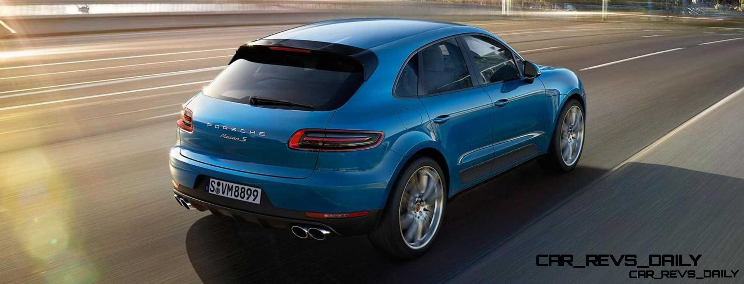 2015 Porsche Macan - Latest Images - CarRevsDaily.com 47