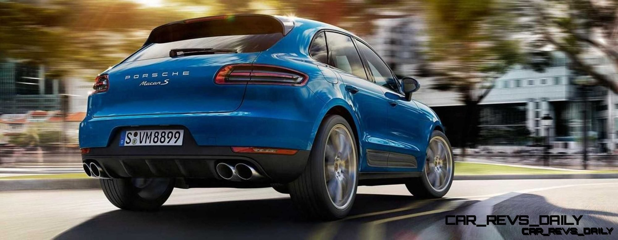 2015 Porsche Macan - Latest Images - CarRevsDaily.com 48