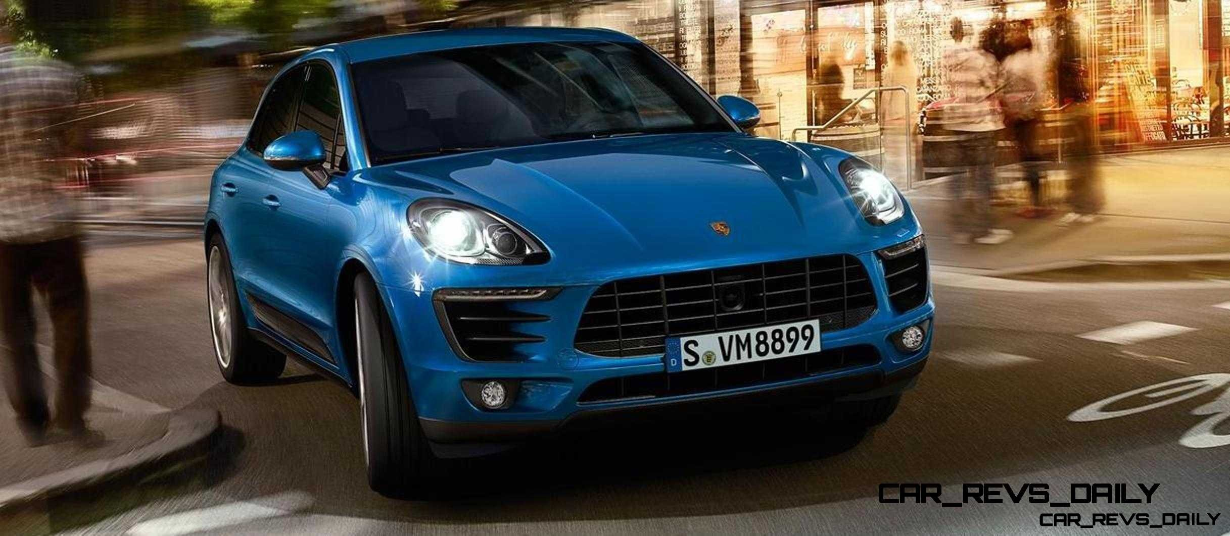 2015 Porsche Macan - Latest Images - CarRevsDaily.com 52