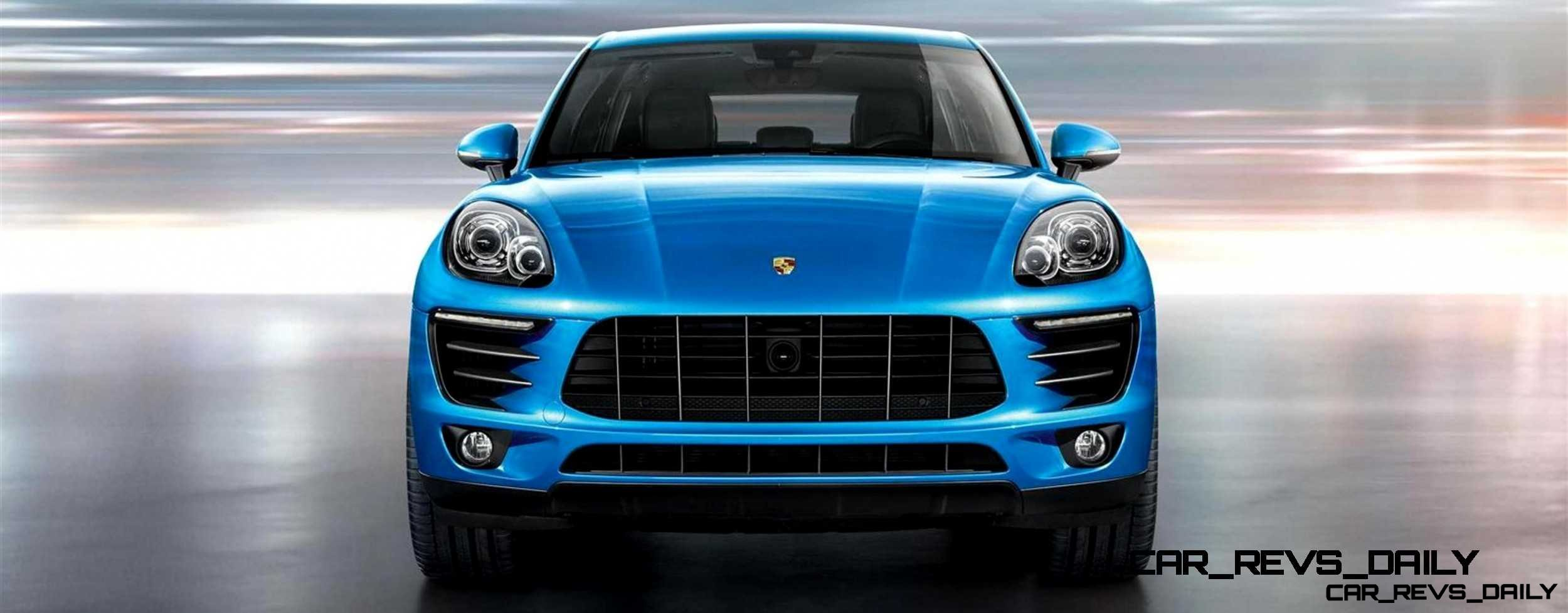 2015 Porsche Macan - Latest Images - CarRevsDaily.com 56
